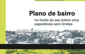 Plano de Bairro – 1ª Publicação